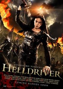 Helldriver - Poster / Capa / Cartaz - Oficial 1