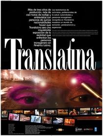 Translatina - Poster / Capa / Cartaz - Oficial 1