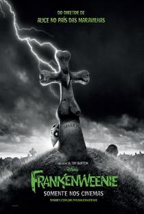 Frankenweenie - Poster / Capa / Cartaz - Oficial 6