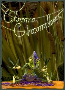 Chroma Chameleon - Poster / Capa / Cartaz - Oficial 1