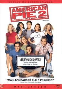 American Pie 2: A Segunda Vez é Ainda Melhor - Poster / Capa / Cartaz - Oficial 2
