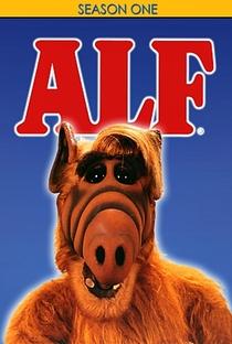 ALF, o ETeimoso (1ª Temporada) - Poster / Capa / Cartaz - Oficial 2