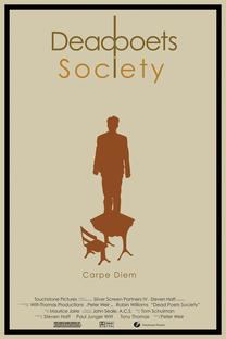 Sociedade dos Poetas Mortos - Poster / Capa / Cartaz - Oficial 5