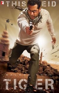 Ek Tha Tiger - Poster / Capa / Cartaz - Oficial 3