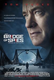 Ponte dos Espiões - Poster / Capa / Cartaz - Oficial 5