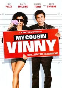 Meu Primo Vinny - Poster / Capa / Cartaz - Oficial 3