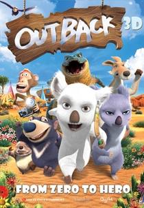 Outback - Uma Galera Animal - Poster / Capa / Cartaz - Oficial 3