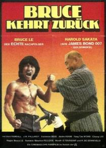 The Ninja Strikes Back - Poster / Capa / Cartaz - Oficial 4