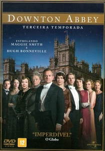 Downton Abbey (3ª Temporada) - Poster / Capa / Cartaz - Oficial 2