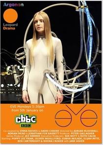 Eva: Os Apuros de uma Robô Adolescente (1ª Temporada) - Poster / Capa / Cartaz - Oficial 1