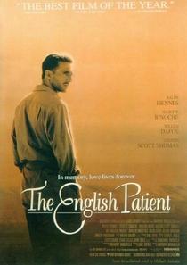 O Paciente Inglês - Poster / Capa / Cartaz - Oficial 4