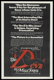 O Diabo na Carne de Miss Jones - Poster / Capa / Cartaz - Oficial 3