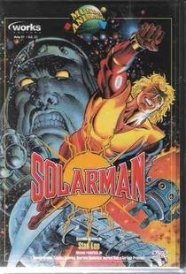 Solarman - Poster / Capa / Cartaz - Oficial 1