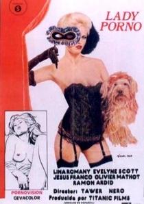 Lady Porno - Poster / Capa / Cartaz - Oficial 2