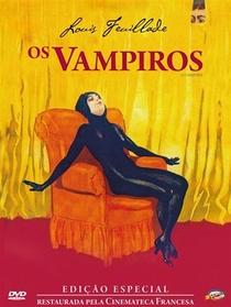 Os Vampiros - Poster / Capa / Cartaz - Oficial 4