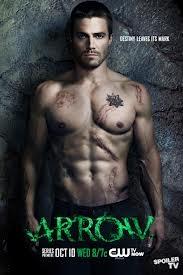 Arrow (1ª Temporada) - Poster / Capa / Cartaz - Oficial 12
