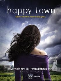 Happy Town (1ª Temporada) - Poster / Capa / Cartaz - Oficial 1