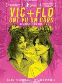 Vic+Flo Viram Um Urso - Poster / Capa / Cartaz - Oficial 1
