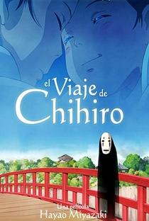 A Viagem de Chihiro - Poster / Capa / Cartaz - Oficial 34