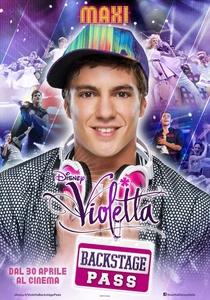 Violetta - O Show - Poster / Capa / Cartaz - Oficial 8