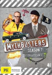 Os Caçadores de Mitos (7ª Temporada) - Poster / Capa / Cartaz - Oficial 2