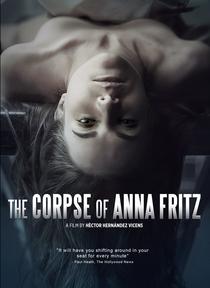 O Cadáver de Anna Fritz - Poster / Capa / Cartaz - Oficial 3