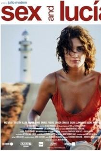 Lúcia e o Sexo - Poster / Capa / Cartaz - Oficial 2