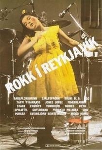 Rokk í Reykjavík - Poster / Capa / Cartaz - Oficial 1
