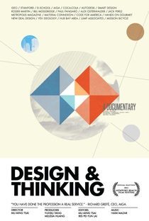 Design & Thinking - Poster / Capa / Cartaz - Oficial 1
