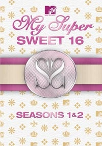 My super sweet sixteen  - Poster / Capa / Cartaz - Oficial 1