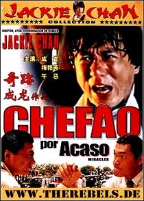 Chefão Por Acaso - Poster / Capa / Cartaz - Oficial 2