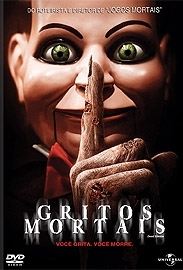 Gritos Mortais - Poster / Capa / Cartaz - Oficial 3