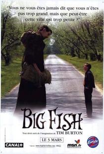 Peixe Grande e Suas Histórias Maravilhosas - Poster / Capa / Cartaz - Oficial 5
