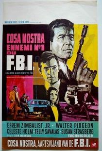 O FBI Contra a Máfia - Poster / Capa / Cartaz - Oficial 2