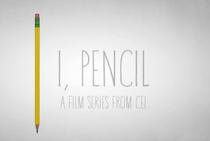 Eu, o lápis - Poster / Capa / Cartaz - Oficial 1