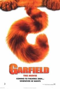Garfield: O Filme - Poster / Capa / Cartaz - Oficial 5