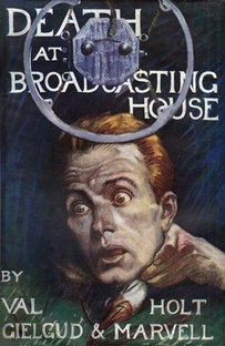 Death at Broadcasting House - Poster / Capa / Cartaz - Oficial 1