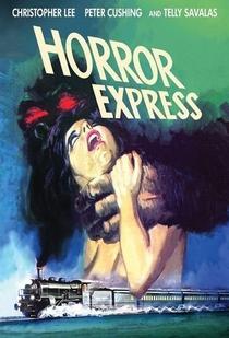 O Expresso do Horror - Poster / Capa / Cartaz - Oficial 8