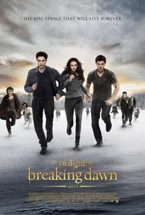 A Saga Crepúsculo: Amanhecer - Parte 2 - Poster / Capa / Cartaz - Oficial 1