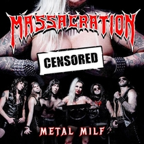 Massacration: Metal MILF - Poster / Capa / Cartaz - Oficial 1