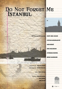 Do Not Forget Me Istanbul  - Poster / Capa / Cartaz - Oficial 1