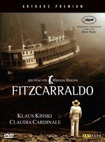 Fitzcarraldo - Poster / Capa / Cartaz - Oficial 2