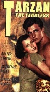 Tarzan – O Destemido - Poster / Capa / Cartaz - Oficial 4