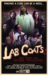 Lab Coats: Life After the Zombie Apocalypse - Poster / Capa / Cartaz - Oficial 1