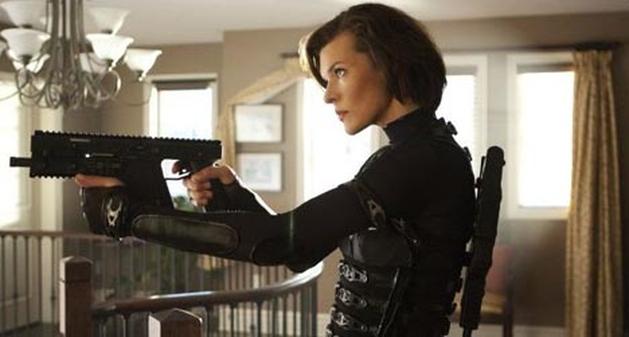Cinema: Resident Evil 5 –Retribuição