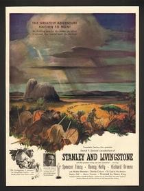 As Aventuras de Stanley e Livingstone - Poster / Capa / Cartaz - Oficial 1