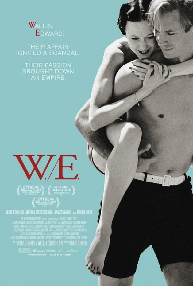 W.E. – O Romance do Século e O Esforço da Madonna