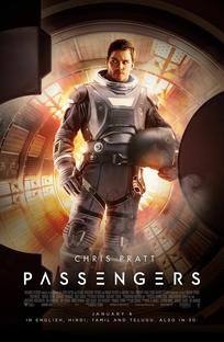 Passageiros - Poster / Capa / Cartaz - Oficial 6