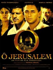 Ó Jerusalém - Poster / Capa / Cartaz - Oficial 2