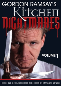 Kitchen Nightmares - 1ª Temporada - Poster / Capa / Cartaz - Oficial 2